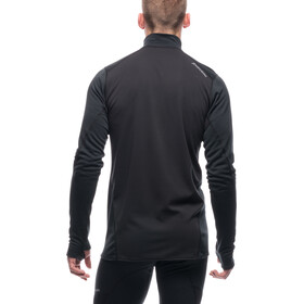Houdini Phantom Zip Shirt Herr trueblack/trueblack